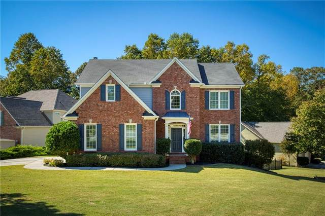 2734 Reflection Drive, Buford, GA 30519 (MLS #6796916) :: North Atlanta Home Team