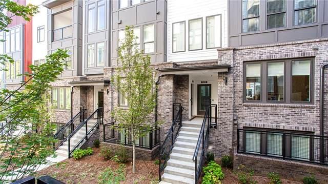 395 Pratt Drive SE #805, Atlanta, GA 30315 (MLS #6796918) :: RE/MAX Paramount Properties