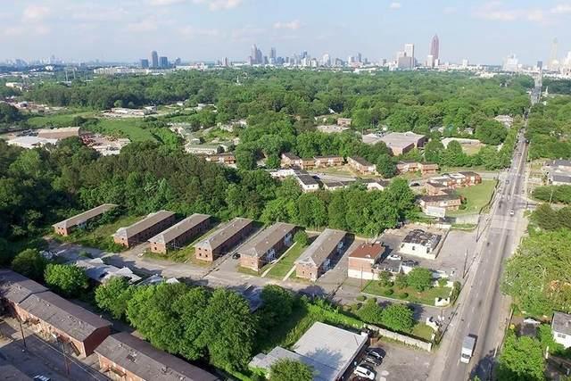 1155 Joseph E Boone Boulevard NW, Atlanta, GA 30314 (MLS #6796922) :: North Atlanta Home Team