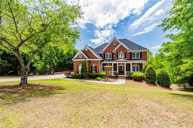 805 Lake Mist Cove, Alpharetta, GA 30004 (MLS #6796924) :: Tonda Booker Real Estate Sales