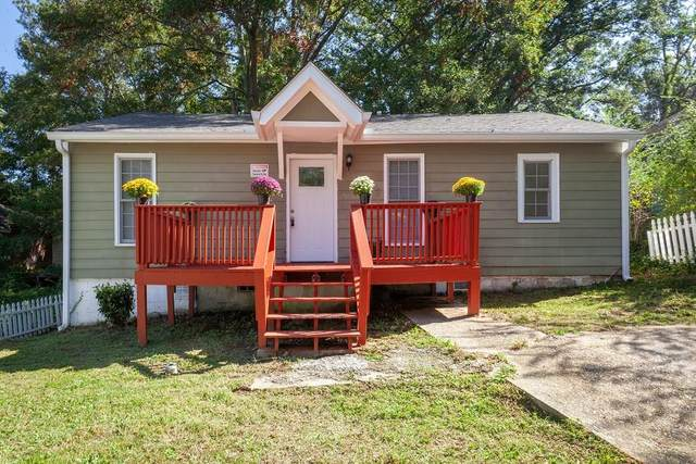 841 N Grand Avenue NW, Atlanta, GA 30318 (MLS #6796929) :: Tonda Booker Real Estate Sales
