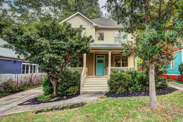 263 Murray Hill Avenue NE, Atlanta, GA 30317 (MLS #6796934) :: Keller Williams