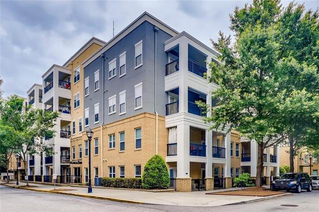 870 Inman Village Parkway NE #102, Atlanta, GA 30307 (MLS #6796947) :: Thomas Ramon Realty