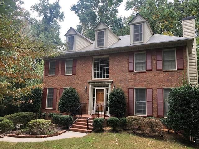 1302 Milstead Trace NE, Marietta, GA 30066 (MLS #6796948) :: North Atlanta Home Team