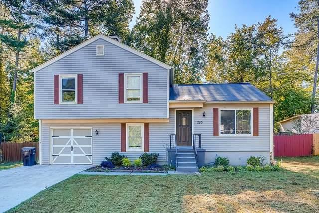 280 Birch Rill Drive, Alpharetta, GA 30022 (MLS #6796958) :: North Atlanta Home Team