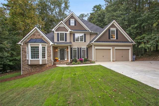 124 Birmingham Walk, Alpharetta, GA 30004 (MLS #6796981) :: North Atlanta Home Team