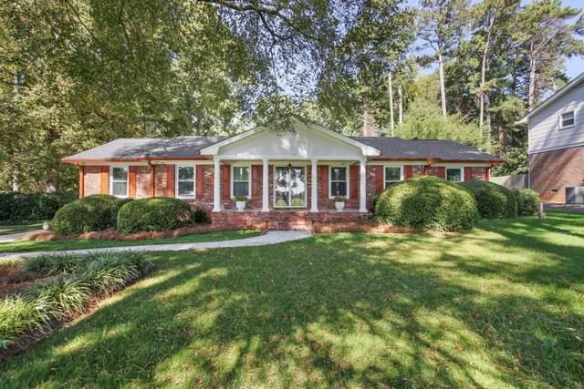 2808 Peeler Road, Dunwoody, GA 30360 (MLS #6796983) :: North Atlanta Home Team