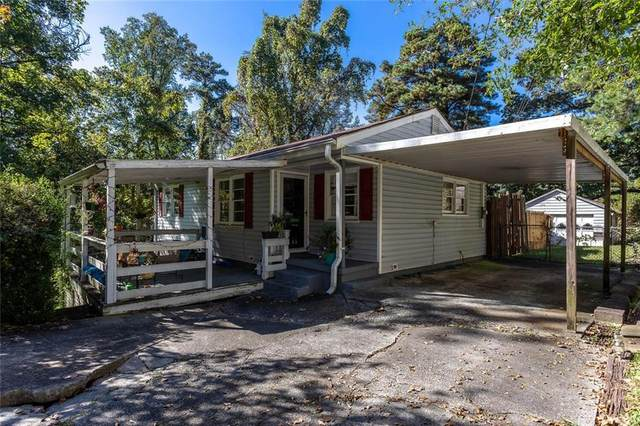 3141 Shirley Drive NW, Kennesaw, GA 30144 (MLS #6796984) :: North Atlanta Home Team