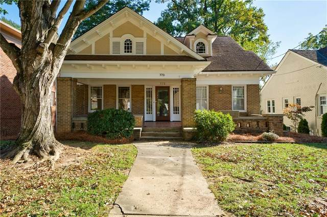 773 Virginia Avenue NE, Atlanta, GA 30306 (MLS #6797001) :: The Zac Team @ RE/MAX Metro Atlanta