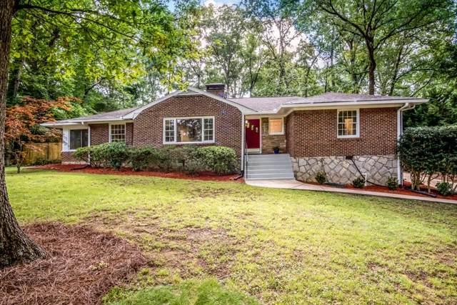 2216 Azalea Circle, Decatur, GA 30033 (MLS #6797011) :: Tonda Booker Real Estate Sales