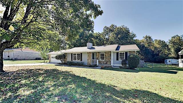 1809 Crestridge Circle, Conyers, GA 30012 (MLS #6797019) :: Tonda Booker Real Estate Sales