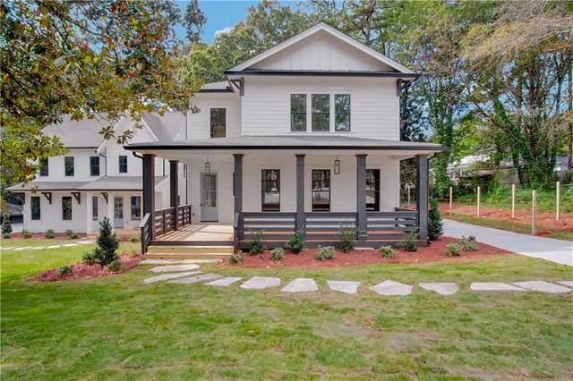 1215 Avondale Avenue SE, Atlanta, GA 30312 (MLS #6797040) :: The Zac Team @ RE/MAX Metro Atlanta