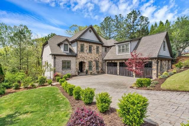 140 Steeple Gate Lane, Roswell, GA 30076 (MLS #6797047) :: North Atlanta Home Team