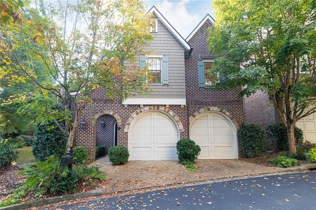 2070 Howell Mill Road NW #7, Atlanta, GA 30318 (MLS #6797049) :: Tonda Booker Real Estate Sales