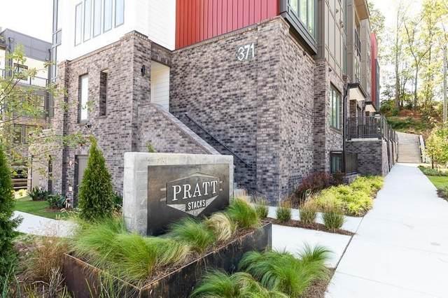 400 Pratt Drive #1405, Atlanta, GA 30315 (MLS #6797060) :: Lucido Global