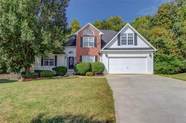 737 Weaver Falls Court, Loganville, GA 30052 (MLS #6797063) :: Oliver & Associates Realty