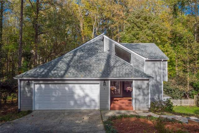 3210 Cedar Bluff Drive NE, Marietta, GA 30062 (MLS #6797069) :: The Justin Landis Group