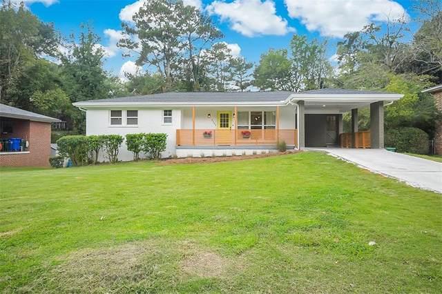 2387 Miriam Lane, Decatur, GA 30032 (MLS #6797071) :: Tonda Booker Real Estate Sales
