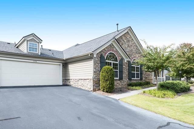5298 Stone Village Circle NW, Kennesaw, GA 30152 (MLS #6797079) :: Thomas Ramon Realty