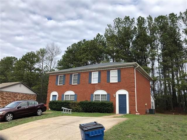 1750 Southgate Lane SE, Conyers, GA 30013 (MLS #6797087) :: North Atlanta Home Team