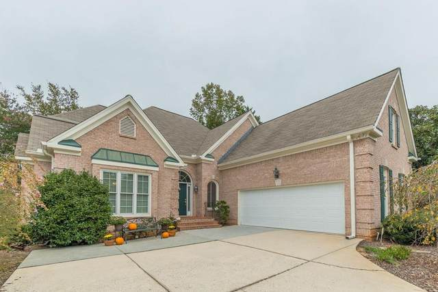 5460 Buck Hollow Drive, Alpharetta, GA 30005 (MLS #6797118) :: Tonda Booker Real Estate Sales