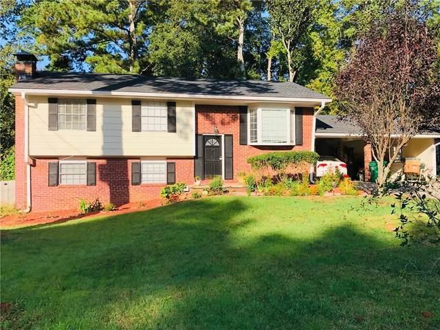 1868 Chisolm Court, Tucker, GA 30084 (MLS #6797123) :: North Atlanta Home Team