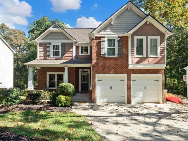 3816 Clubhouse Drive, Gainesville, GA 30501 (MLS #6797147) :: North Atlanta Home Team