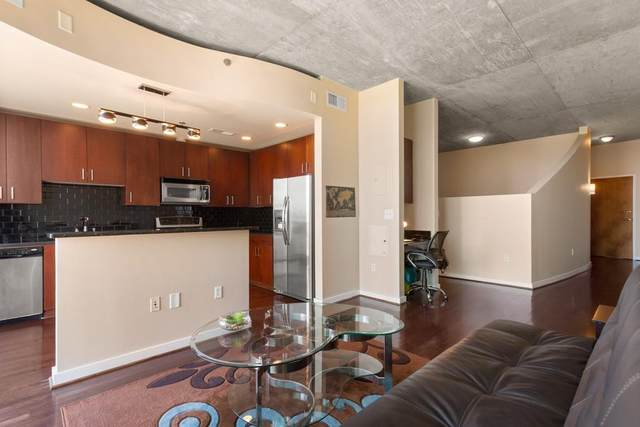 361 17th Street NW #1417, Atlanta, GA 30363 (MLS #6797152) :: Thomas Ramon Realty