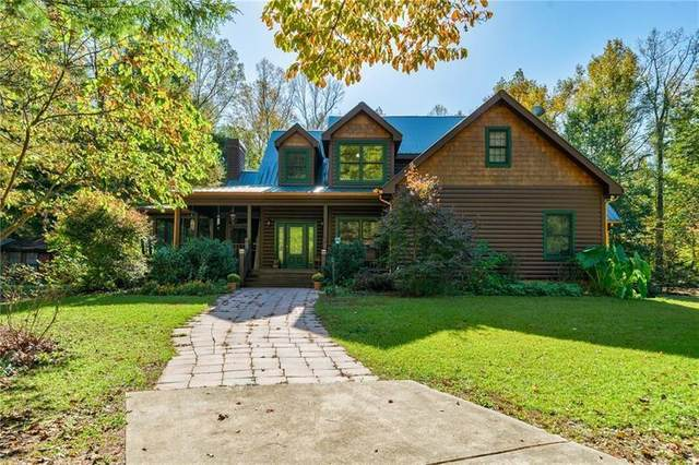 142 Creekview Drive, Ellijay, GA 30536 (MLS #6797182) :: AlpharettaZen Expert Home Advisors