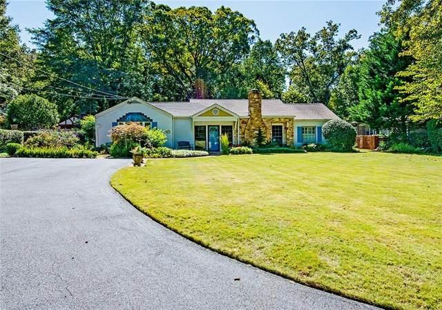 639 Kirk Road, Decatur, GA 30030 (MLS #6797196) :: North Atlanta Home Team