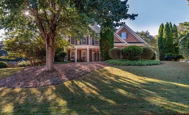 6381 Mountain Ridge Circle, Sugar Hill, GA 30518 (MLS #6797203) :: North Atlanta Home Team