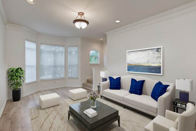 375 Highland Avenue NE #101, Atlanta, GA 30312 (MLS #6797205) :: Tonda Booker Real Estate Sales