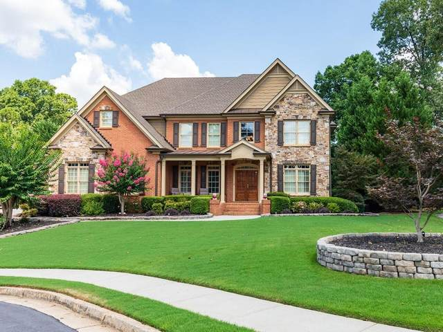 2093 Greenway Mill Court, Snellville, GA 30078 (MLS #6797236) :: The Cowan Connection Team