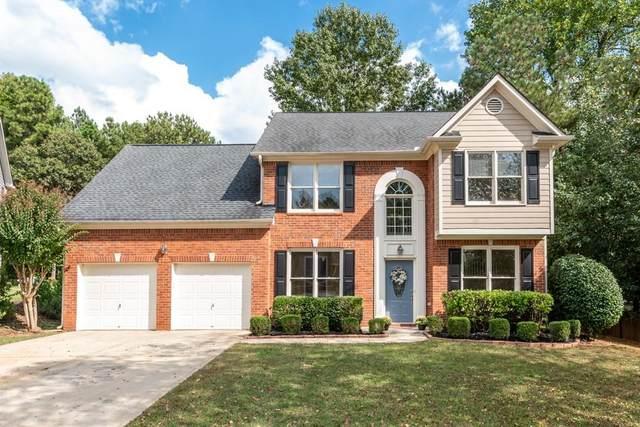 4148 Spring Hill Lane NW, Kennesaw, GA 30144 (MLS #6797275) :: North Atlanta Home Team