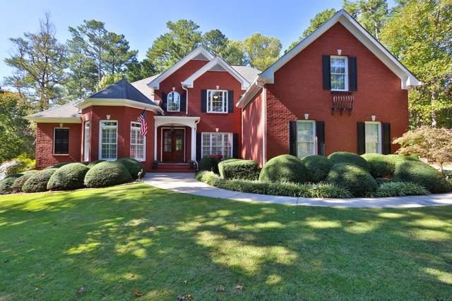 122 Aaronwood Court, Alpharetta, GA 30004 (MLS #6797289) :: North Atlanta Home Team