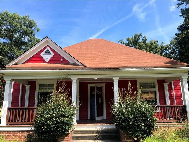 680 Main Street, Forest Park, GA 30297 (MLS #6797298) :: Team RRP | Keller Knapp, Inc.