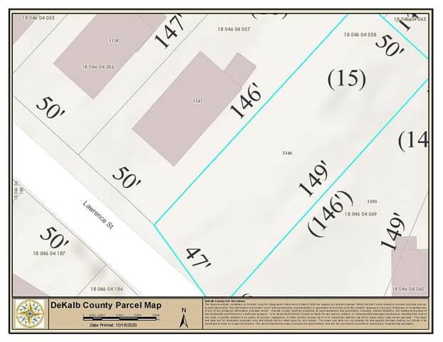 3346 Lawrence Street, Scottdale, GA 30079 (MLS #6797304) :: Tonda Booker Real Estate Sales