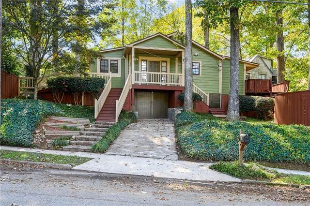 118 Clarion Avenue, Decatur, GA 30030 (MLS #6797305) :: North Atlanta Home Team
