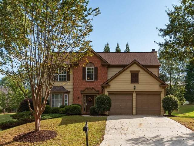 11645 Crossington Road, Johns Creek, GA 30005 (MLS #6797313) :: The Cowan Connection Team