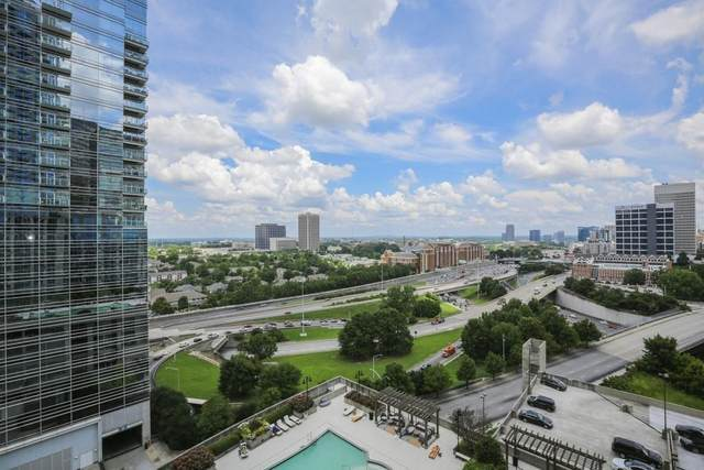 400 W Peachtree Street NW #1802, Atlanta, GA 30308 (MLS #6797320) :: RE/MAX Paramount Properties
