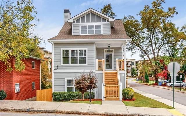 1016 Wylie Street SE, Atlanta, GA 30316 (MLS #6797334) :: Tonda Booker Real Estate Sales