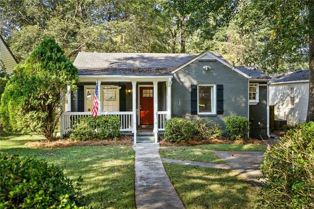 615 Daniel Avenue, Decatur, GA 30032 (MLS #6797337) :: Tonda Booker Real Estate Sales