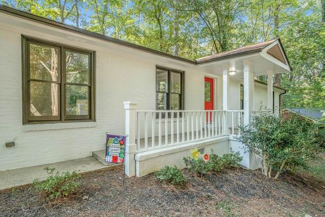 1604 Springbrook Drive, Decatur, GA 30033 (MLS #6797350) :: North Atlanta Home Team