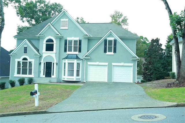1123 Hopedale Lane, Lawrenceville, GA 30043 (MLS #6797355) :: Tonda Booker Real Estate Sales