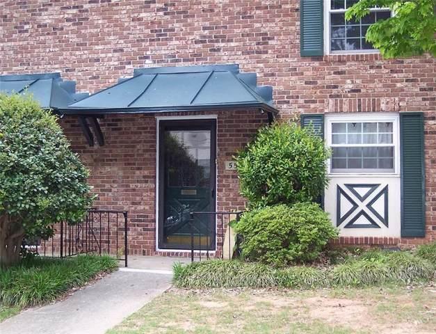 5551 Kingsport Drive, Atlanta, GA 30342 (MLS #6797373) :: Thomas Ramon Realty