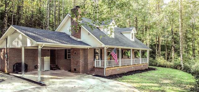 6281 Chatsworth Hwy, Ellijay, GA 30540 (MLS #6797393) :: AlpharettaZen Expert Home Advisors