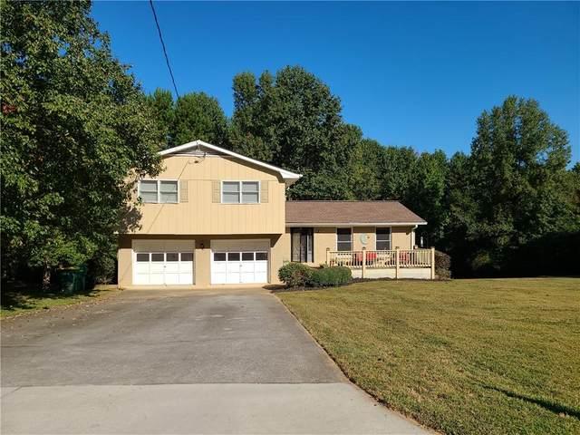 6757 Tilton Lane, Dunwoody, GA 30360 (MLS #6797398) :: Tonda Booker Real Estate Sales