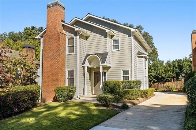 267 Somerlane Place, Avondale Estates, GA 30002 (MLS #6797401) :: North Atlanta Home Team
