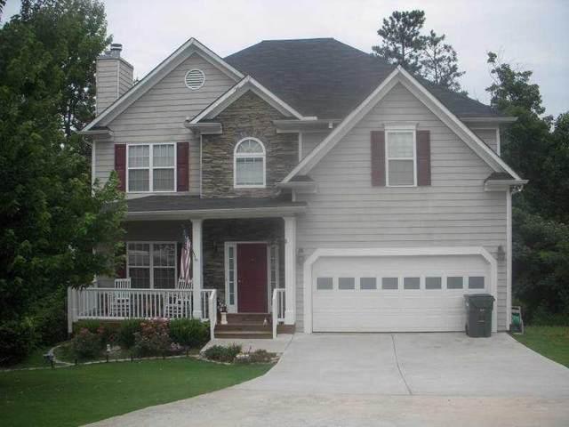 2392 Caneridge Way SW, Marietta, GA 30064 (MLS #6797414) :: North Atlanta Home Team