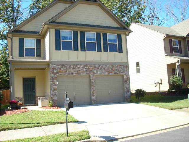 233 Jefferson Avenue, Canton, GA 30114 (MLS #6797426) :: North Atlanta Home Team